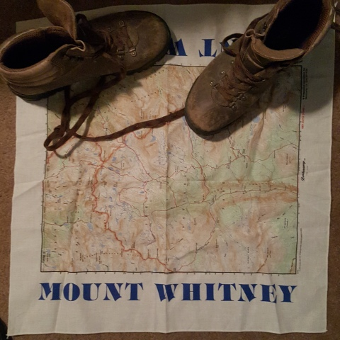 Shoes to Whitney