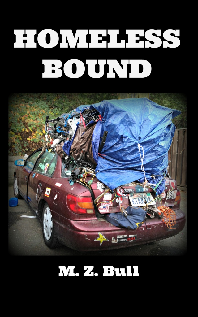Homeless Bound book cover